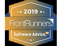 frontrunners 2019 badge