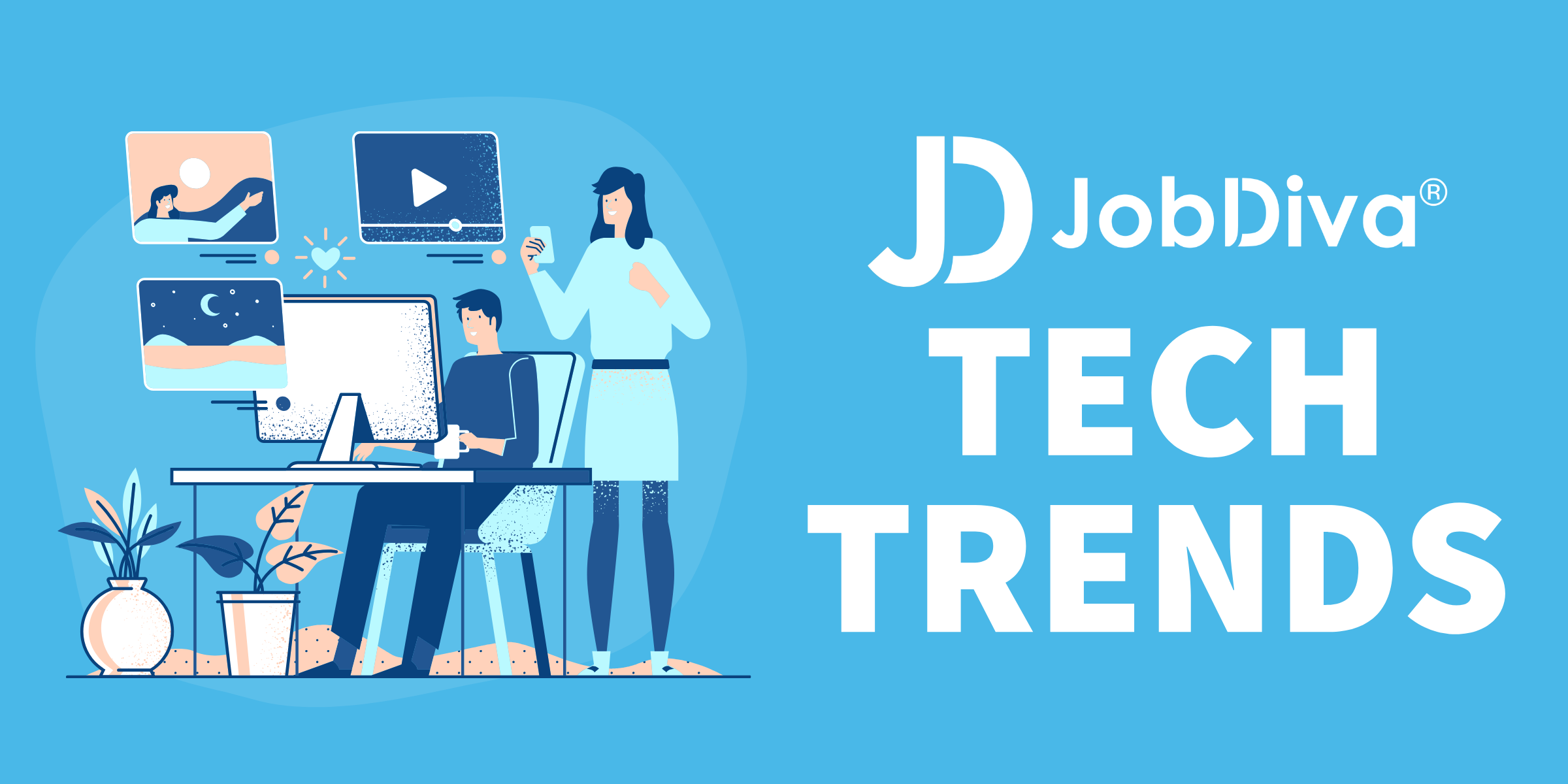 jobdiva tech trends